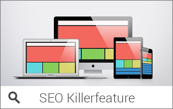 SEO Killerfeature im Pagemachine Blog
