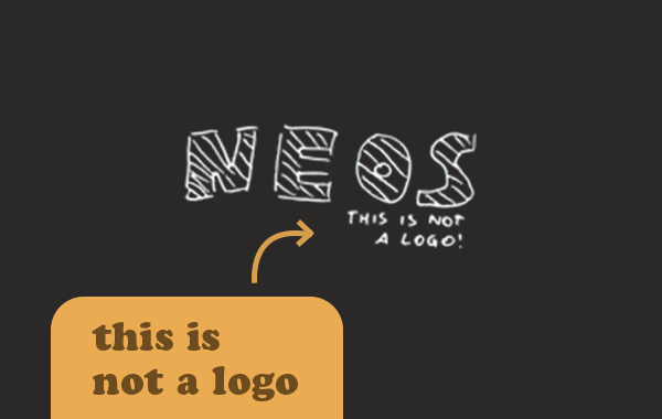 Neos not a Logo im Pagemachine Blog
