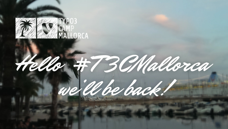 TYPO3camp Mallorca 2015 Rückblick im Pagemachine Blog