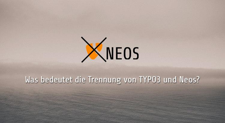 Getrennte Wege für Neos und Typo3 im Pagemachine Blog