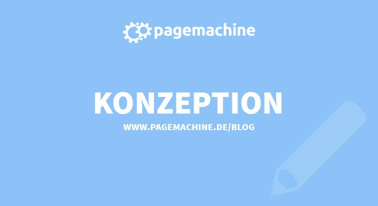 Pagemachine-Konzeption User Stories