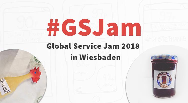 Global Service Jam 2018