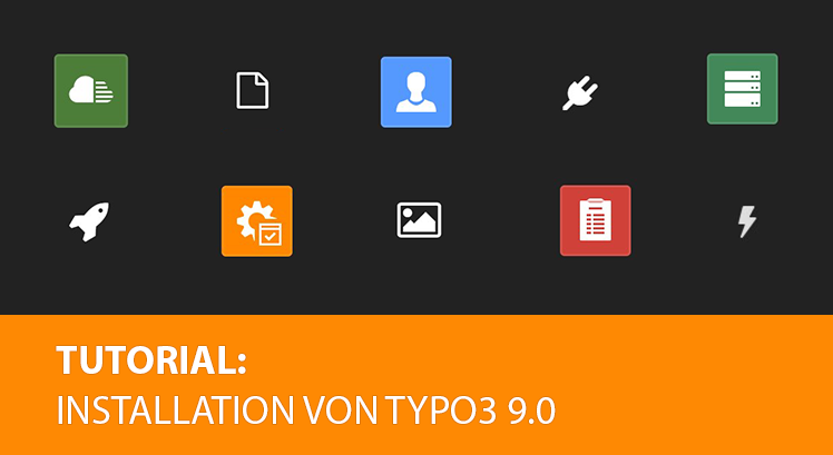 Tutorial Installation TYPO3 9 LTS